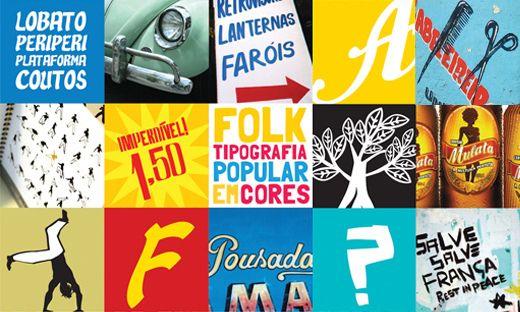 Mostra Tipografia Vernacular | CDR | Flickr - Photo Sharing!