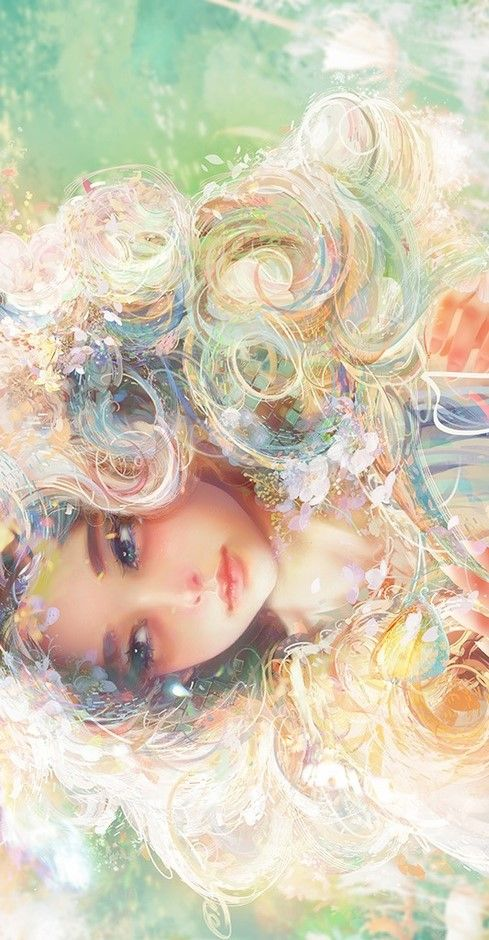 ♪ Arte de Jie He