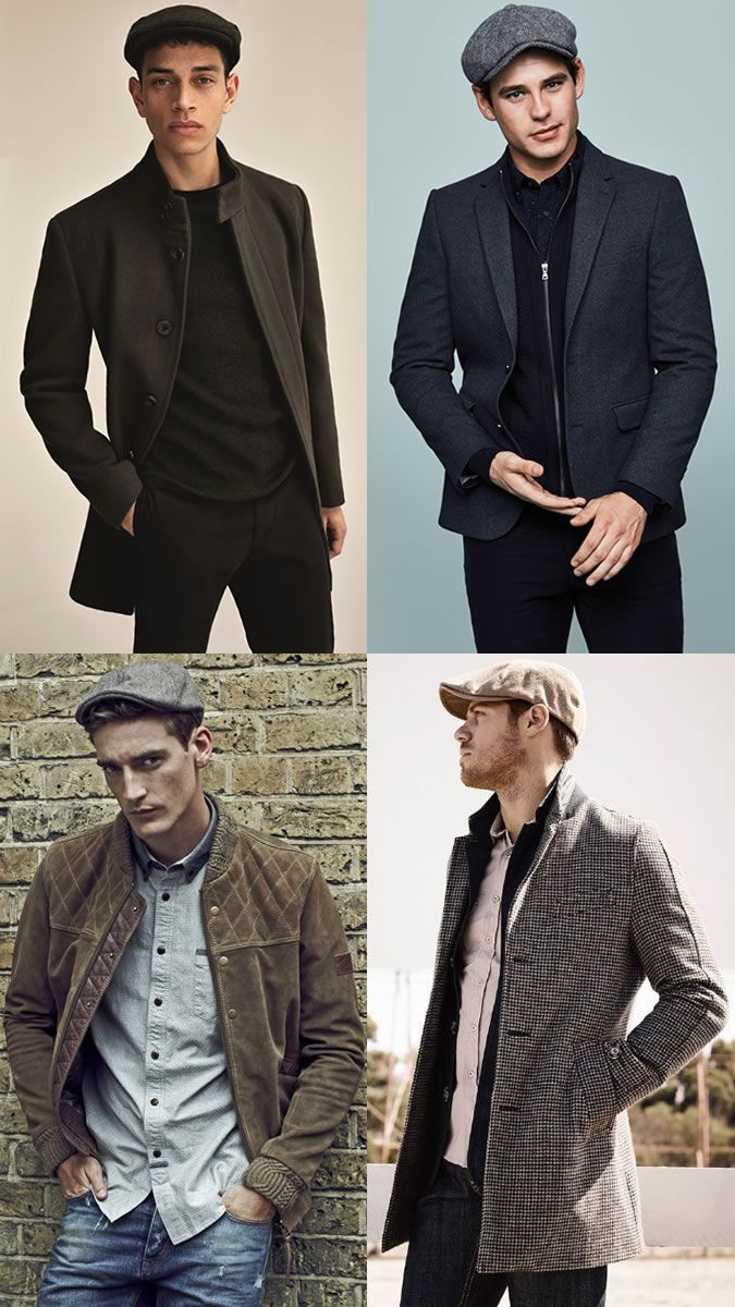 How to Wear a Baker Boy Hat or Flat Cap in a Stylish Modern Way Lookbook  Inspiration 970e8d843ae