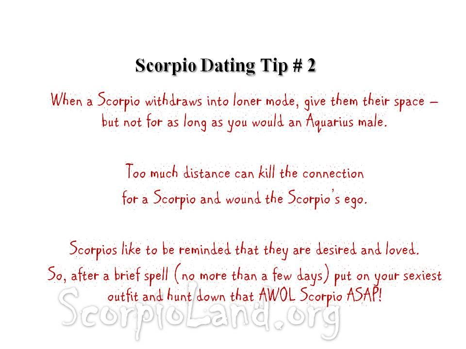 Why Scorpio and Aquarius Are Attracted to Each Other