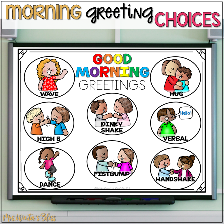 The Power of Morning Greetings