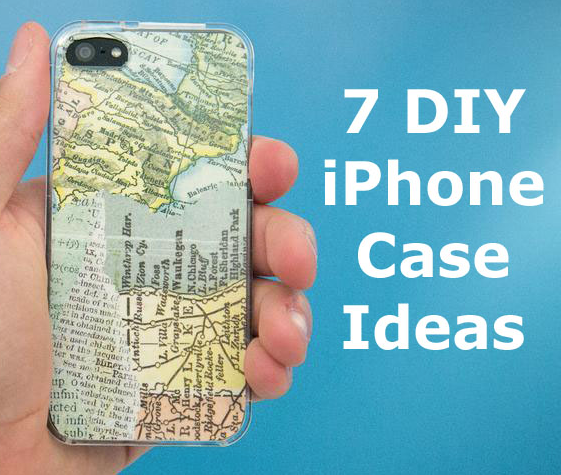 7 Diy Iphone Cases Crafted With Household Items And Love Diy