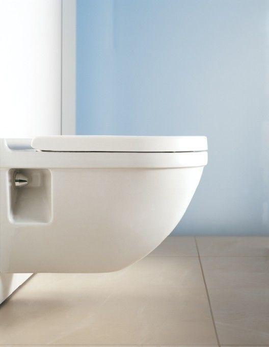 10 easy pieces wallmounted toilets - Duravit Toilet