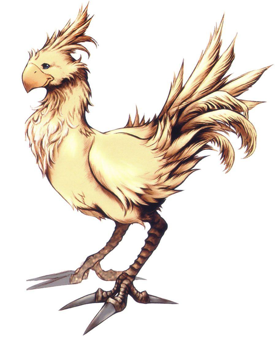 Chocobo Characters Art Final Fantasy X Final Fantasy Tattoo Final Fantasy X Final Fantasy Artwork