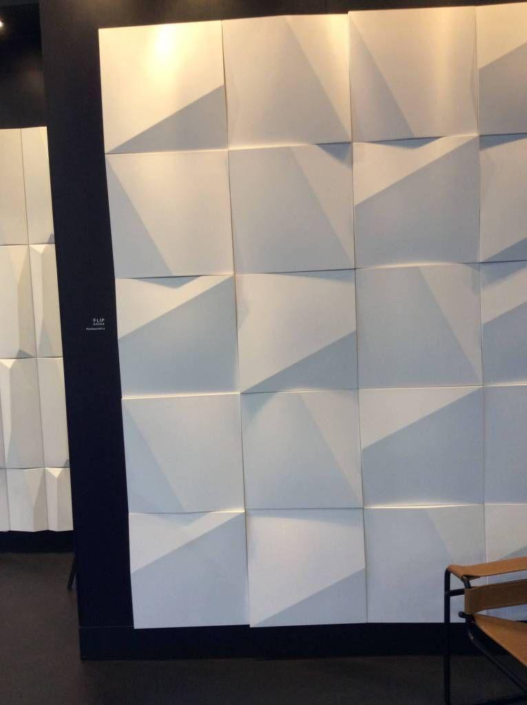 Revestimento palazzo termoformado pinterest for Revestimento 3d sala de estar