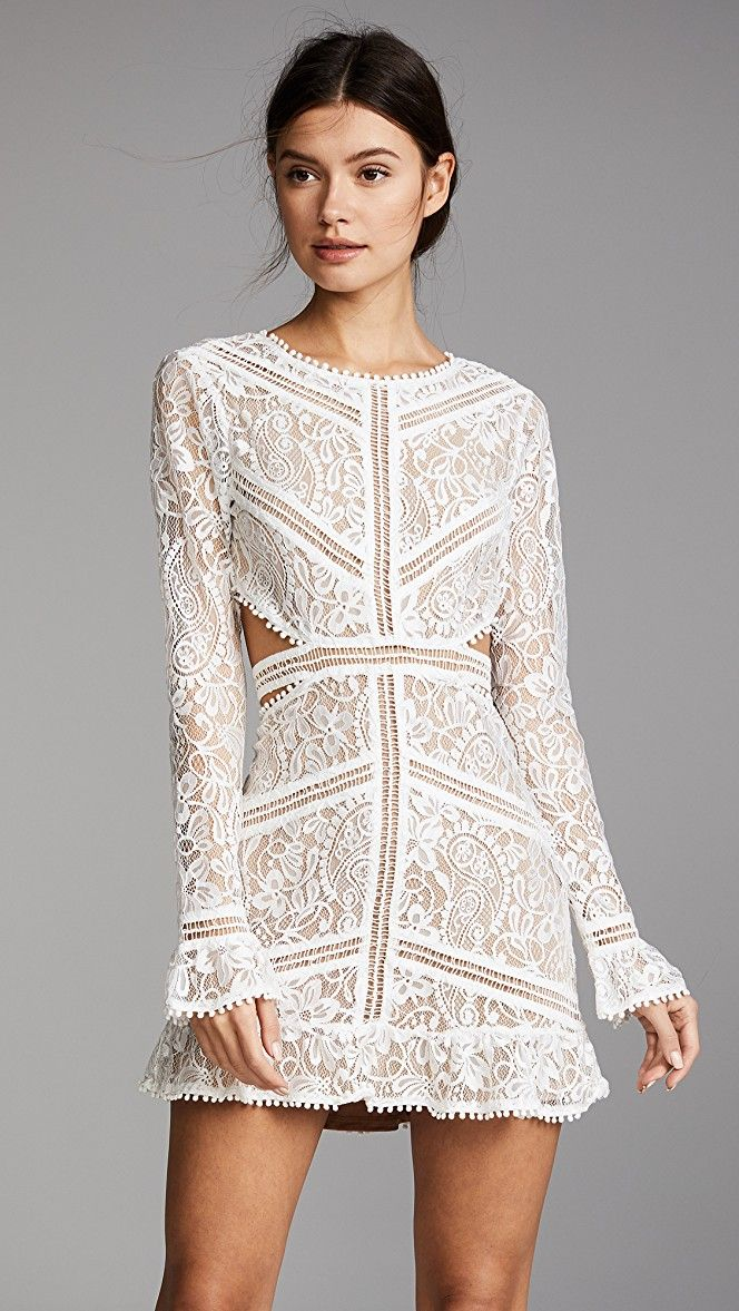 Emerie Cutout Dress
