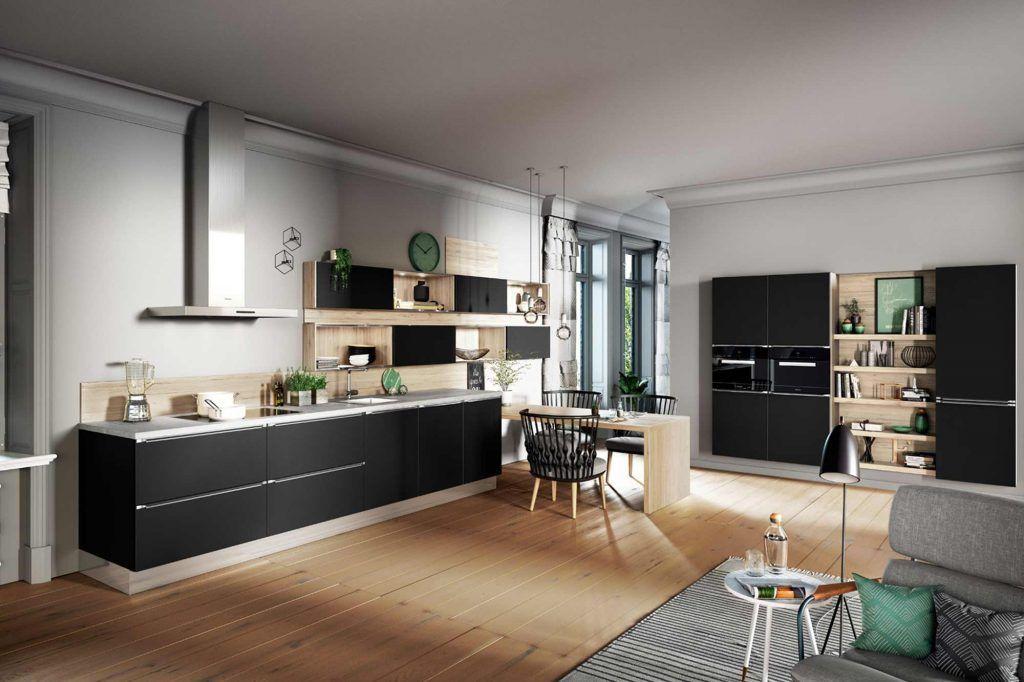 57 best Schöne Kitchens images on Pinterest - haecker lack matt schwarz