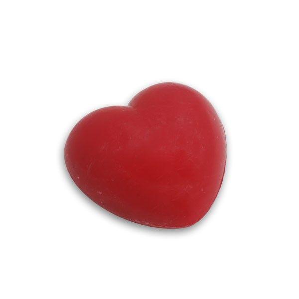 Savon coeur 40 gr parfum Rouge Passion