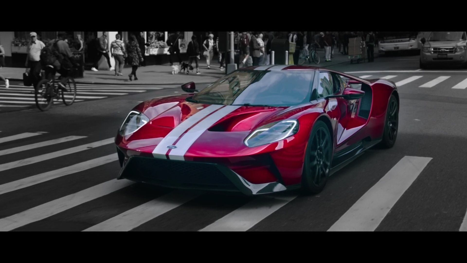The Grand Tour Ford Gt