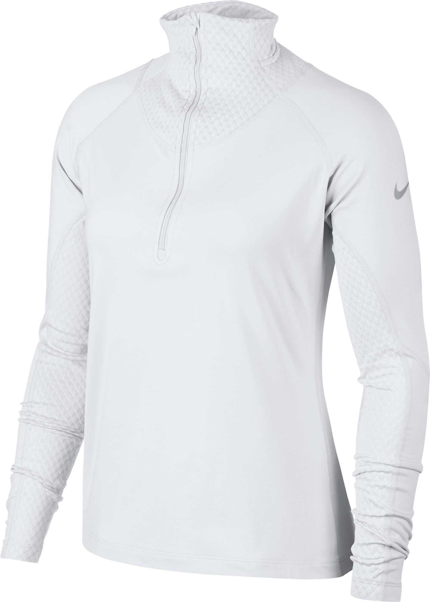 7509374acc Nike Women s Pro Warm Half-Zip Running Shirt in 2019