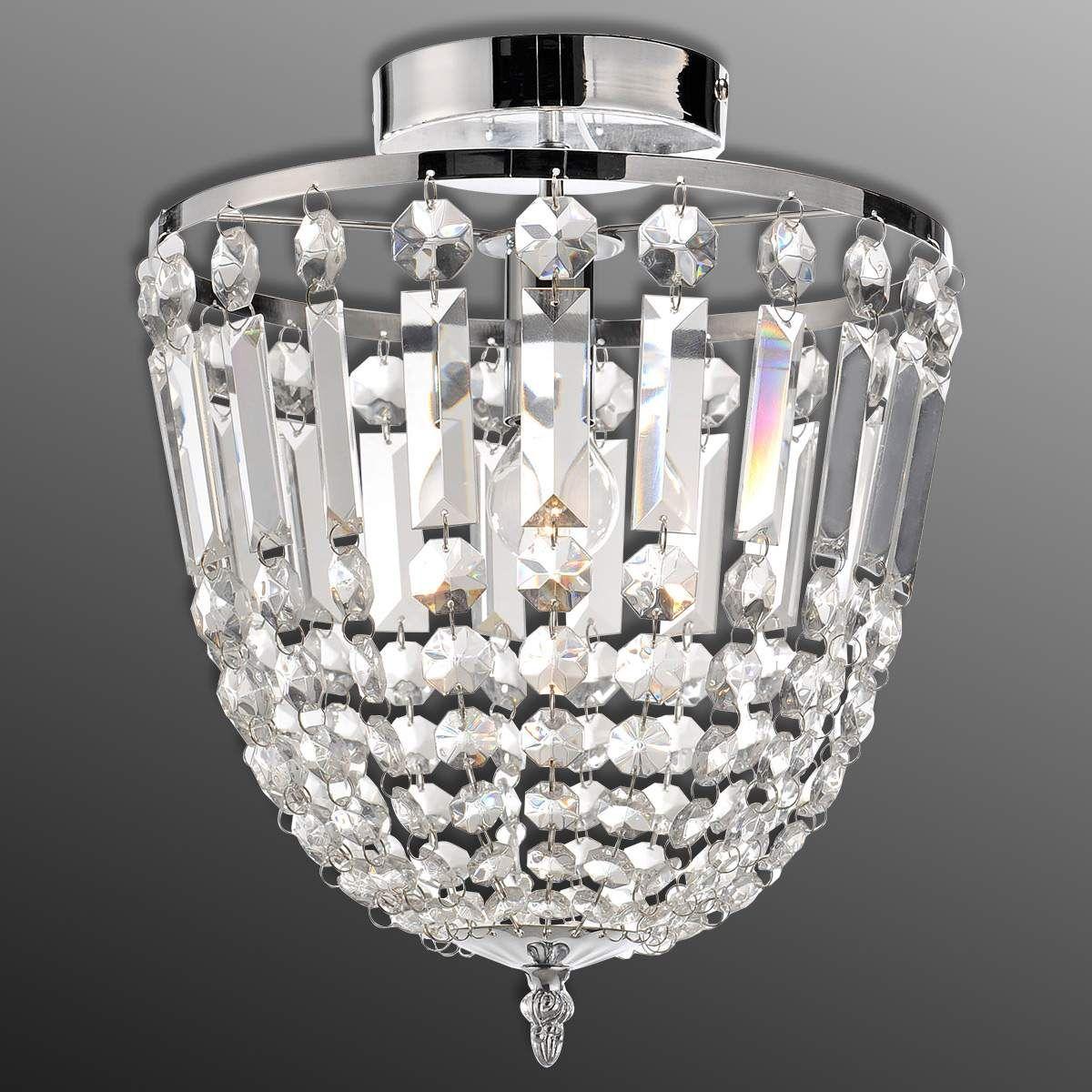 Kristall Deckenleuchte Kamea Kristall Deckenleuchte Kristalle Leuchten