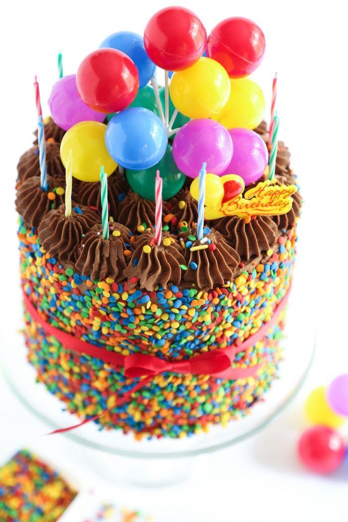 Geburtstagstorte 26 Tortenmodelle Als Hilfe F 252 R Die