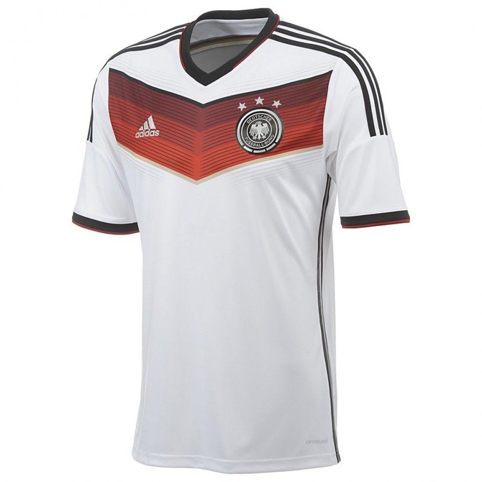 Adidas Duitsland Thuis Shirt   Voetbalschoenshop