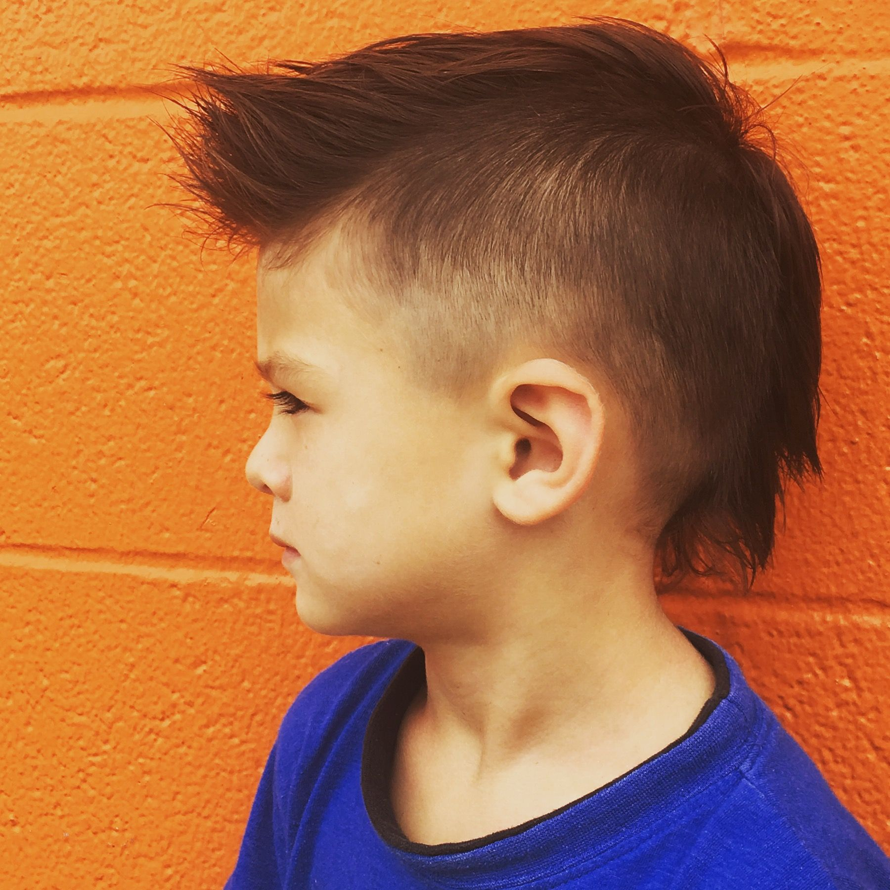 Modified mohawk boys haircuts pinterest mohawks