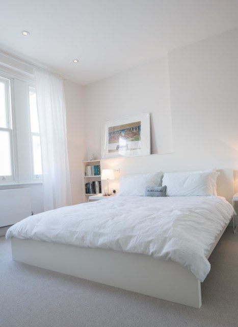 All White Bedroom  Httpsbedroomdesign2017Interiorall Unique All White Bedroom Decorating Ideas Review