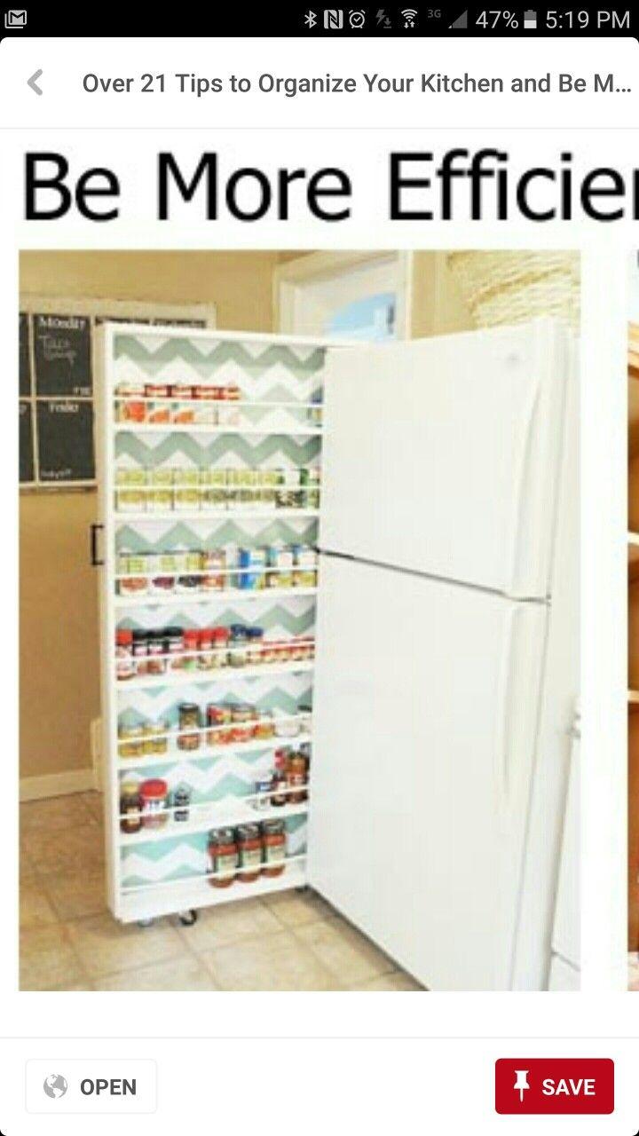Side Cabinet Kitchen Diy Kitchen Storage Diy Storage Small