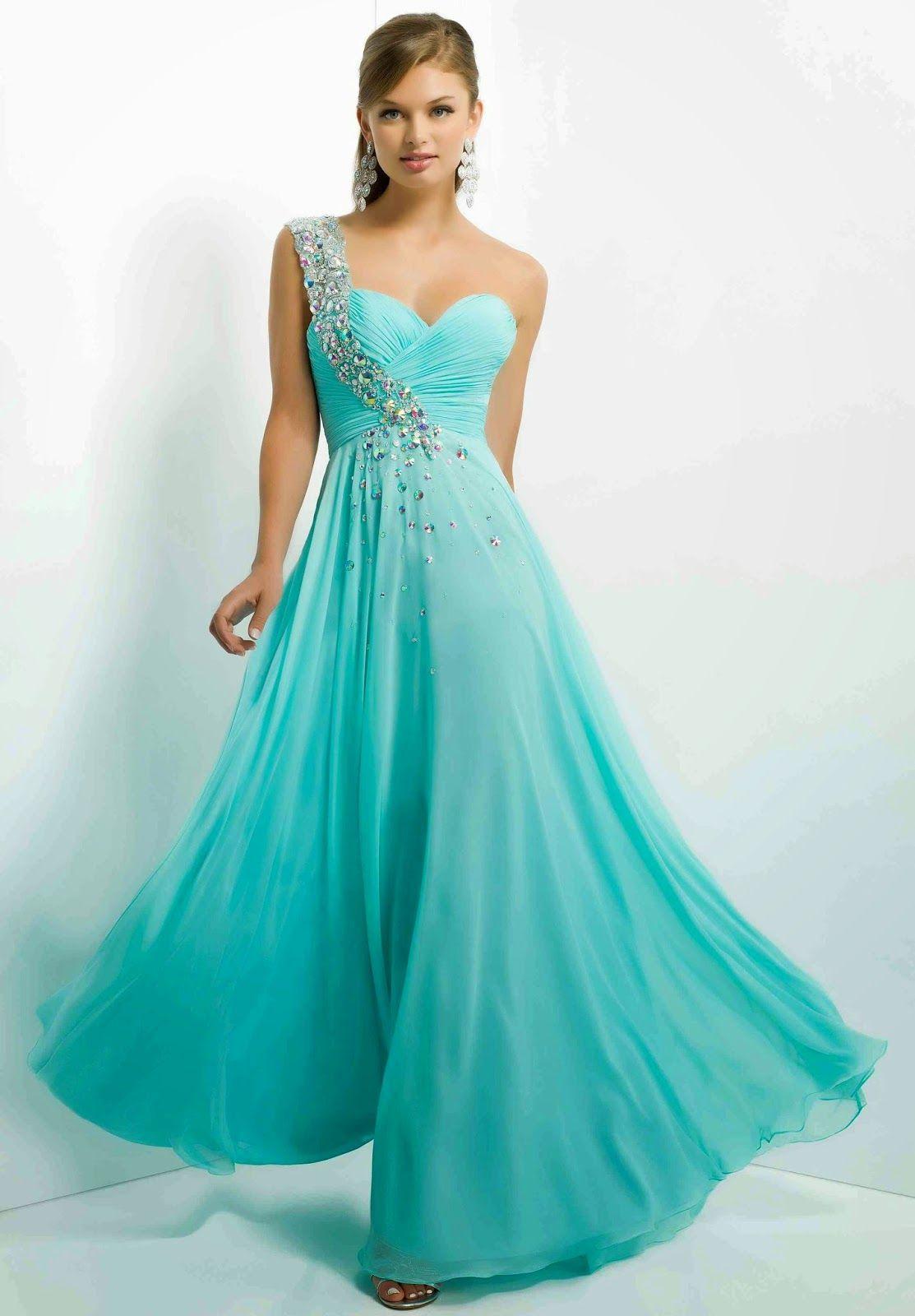 Vestidos largos de gala | Vestidos | Pinterest | Clothes
