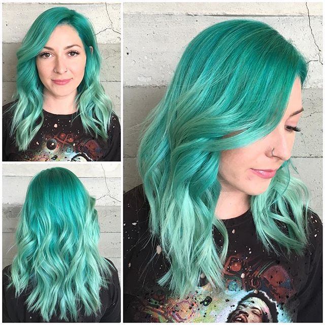 Pin by Tina Igne on Pulp Riot Hair Pinterest Hair coloring