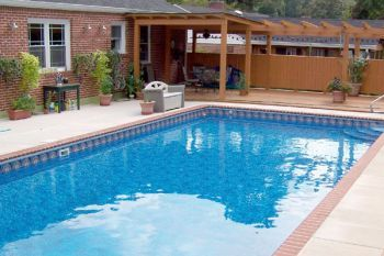 Keep Your Pool Water Clean Pool Cleaning Swimming Pools Backyard Pool Water Features