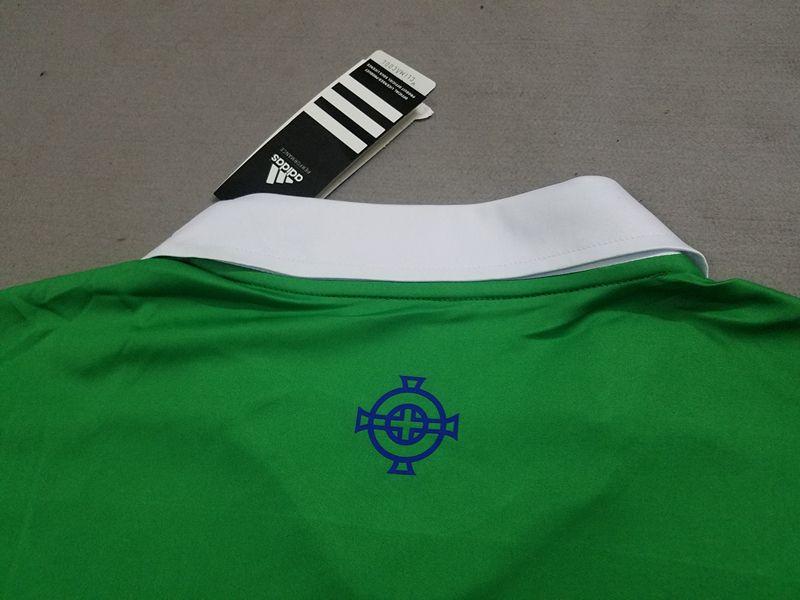 3dc4ba65f Northern Ireland Football Shirt 2018 Top  4