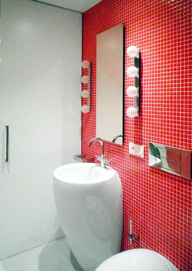 Ideas para decorar tu hogar en habitissimo en rojo ba os ba os modernos y ba os rojos - Habitissimo banos ...