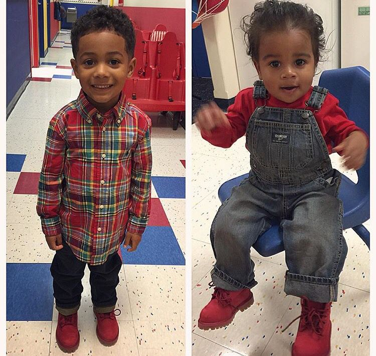 Their outfits are so adorable | My style | Pinterest | Marcos y Bebe