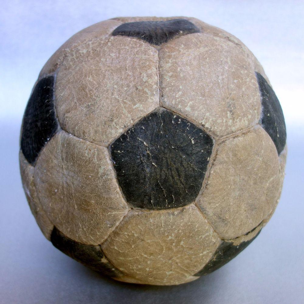 071a3c00fc Original soccer ball bronze medal 1968 Olympics Games Japan Vs Mexico  Kamamoto