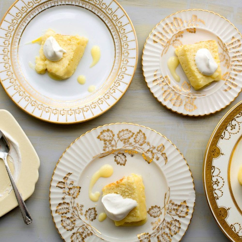 Jackson pollocks lemon pudding recipe lemon pudding recipes food jackson pollocks lemon pudding recipe on food52 forumfinder Gallery