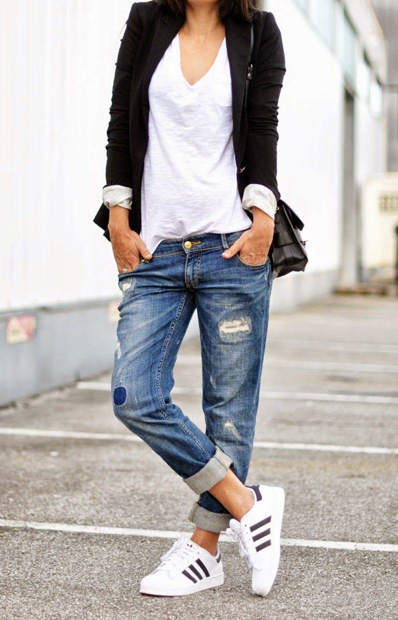 33f2cf4af26fb Evitar usar ropa demasiado ancha en la parte de arriba si queréis crear un  look más bien sexi y si lo que buscáis es algo mas casual