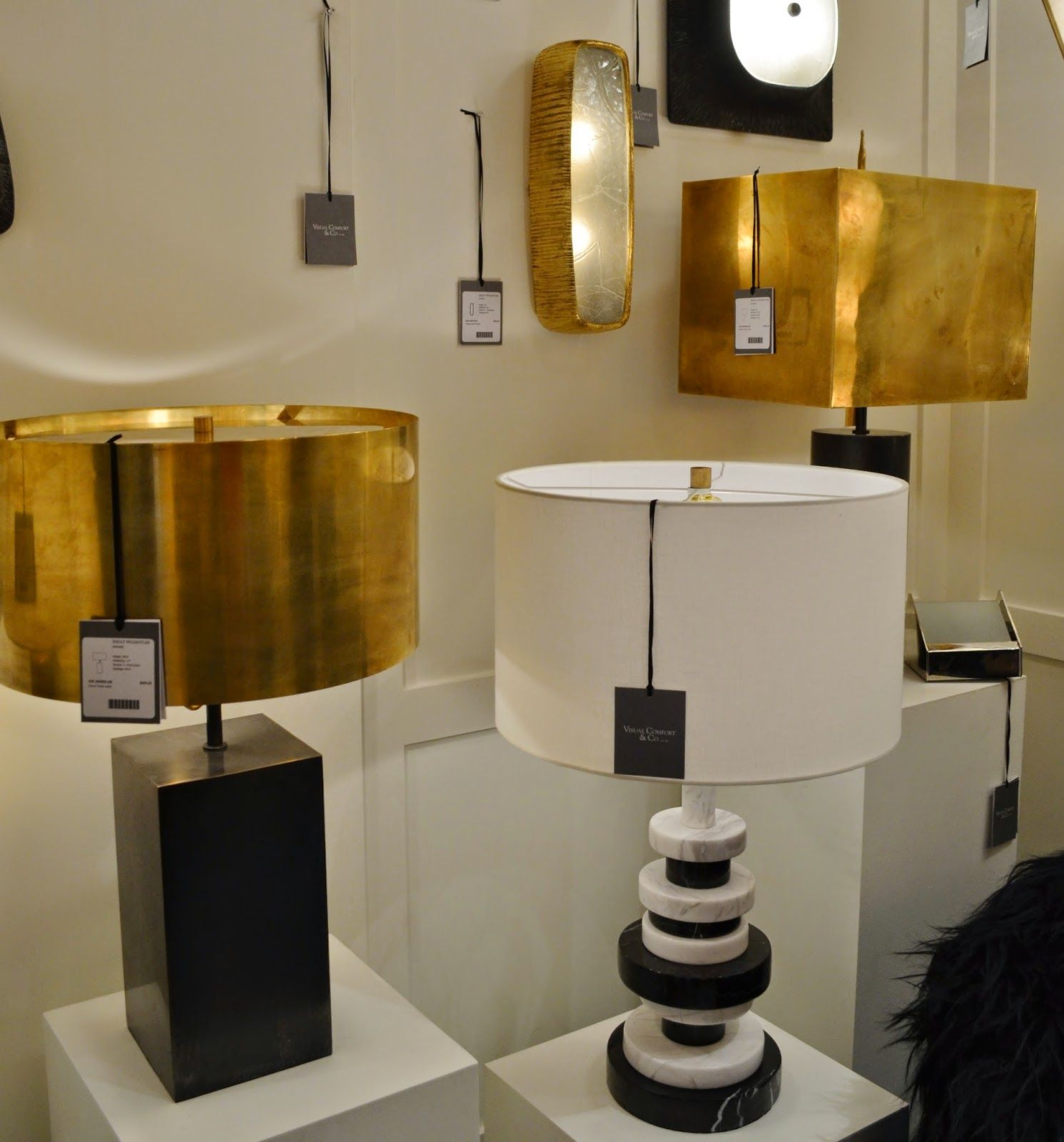 Kelly Wearstler For Visual Comforts Lighting