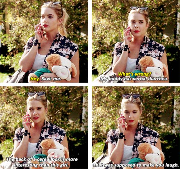"Hanna - 4 * 15 ""Fresh Meat"""