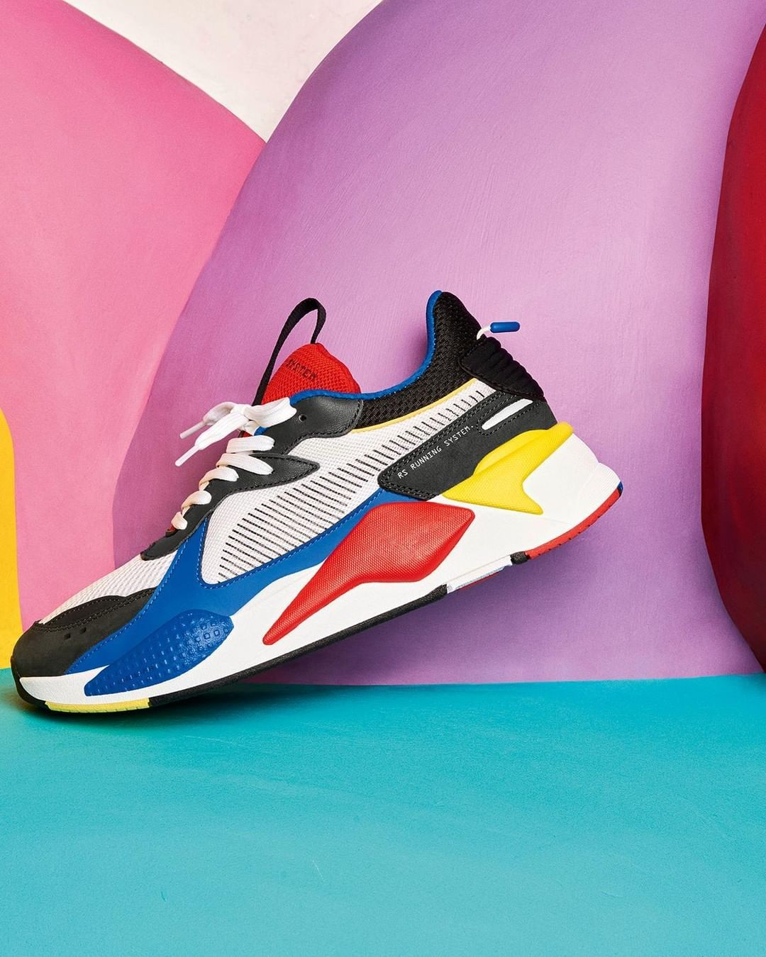 Everyone loves toys. #Puma RS-X Toys