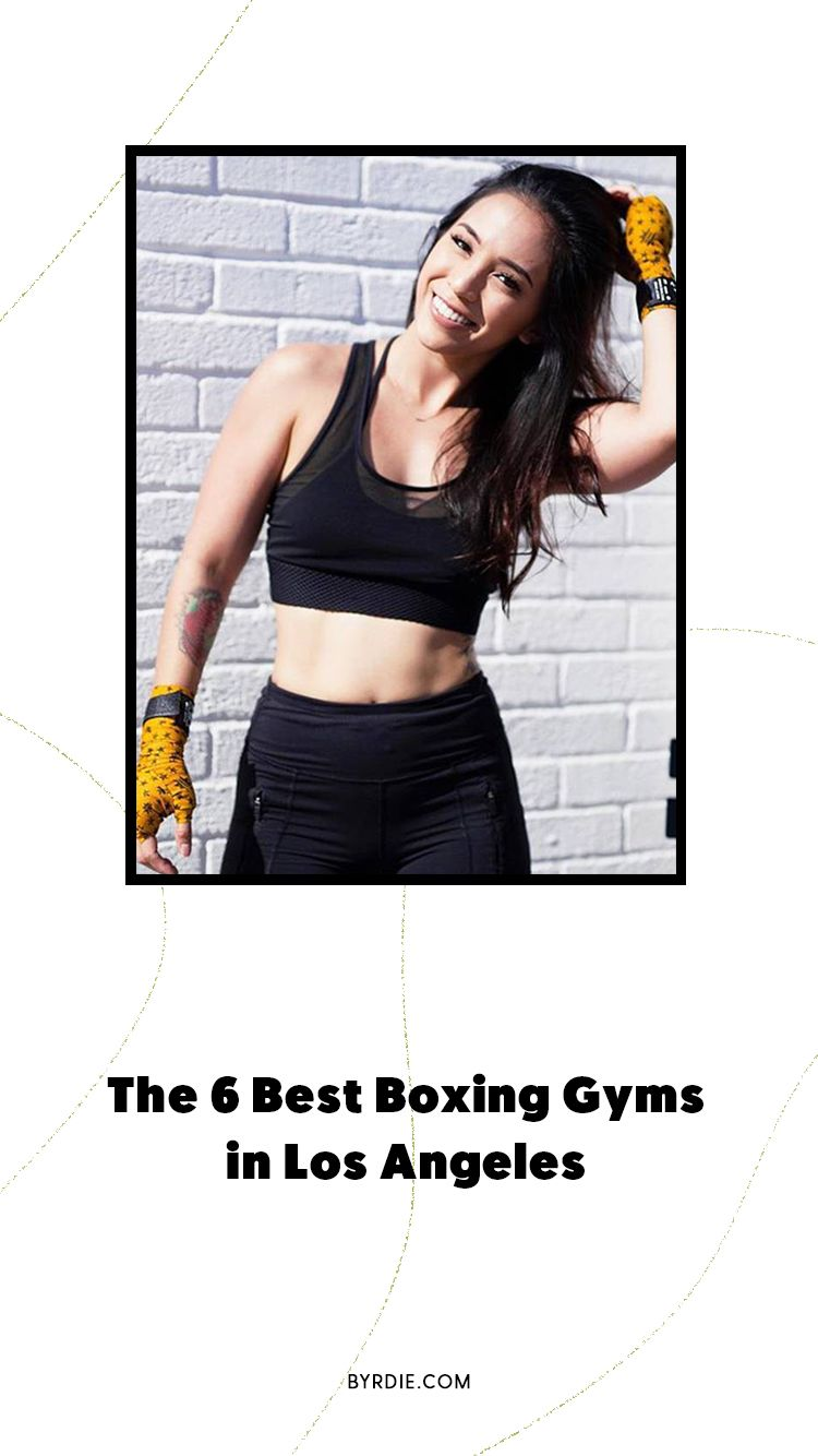 The Best Boxing Gyms In Los Angeles Boxing Gym Los Angeles Gym