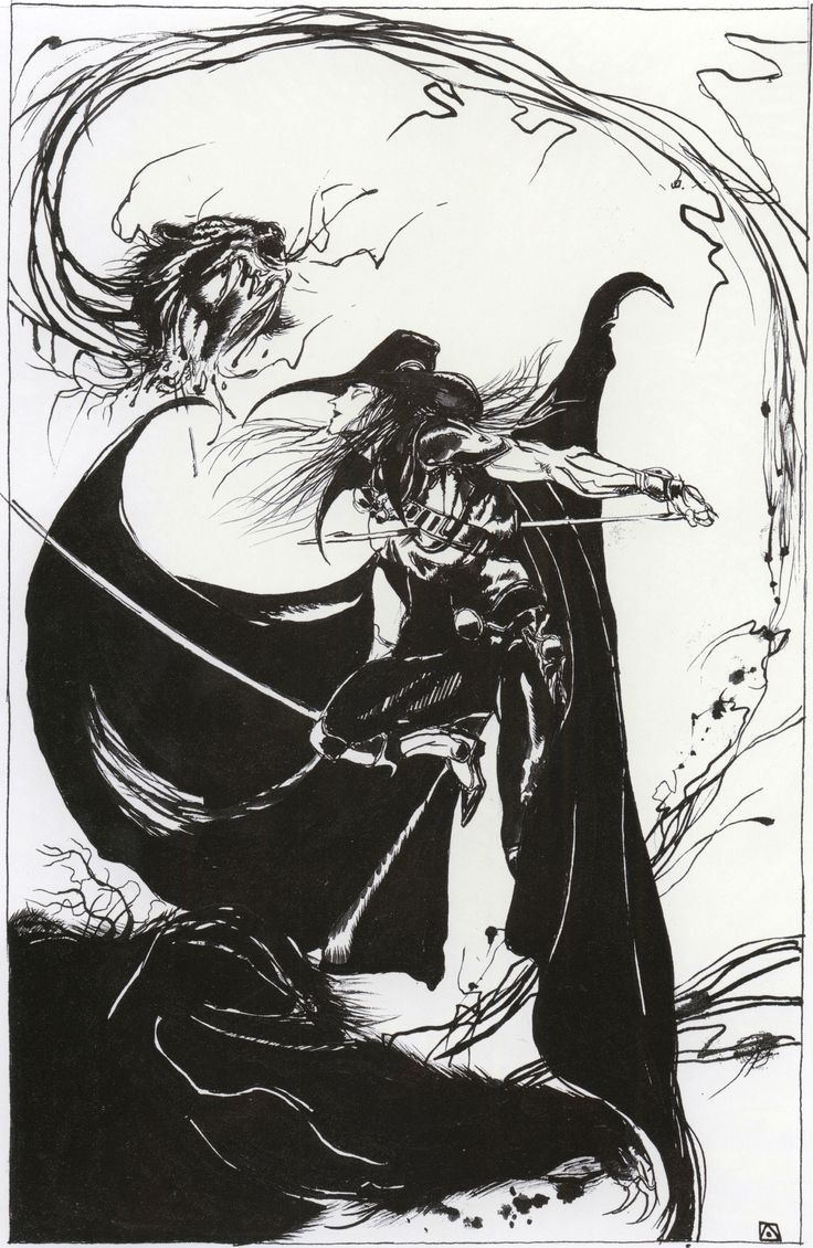 Pin By Carise Cotton On Arte Vampire Hunter D Vampire Hunter