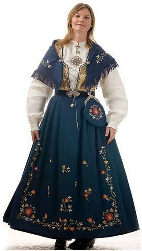 Style A Norwegian Dress Suitable For Office Use Choosmeinstyle In 2020 Norwegian Dress Norwegian Clothing Scandinavian Costume
