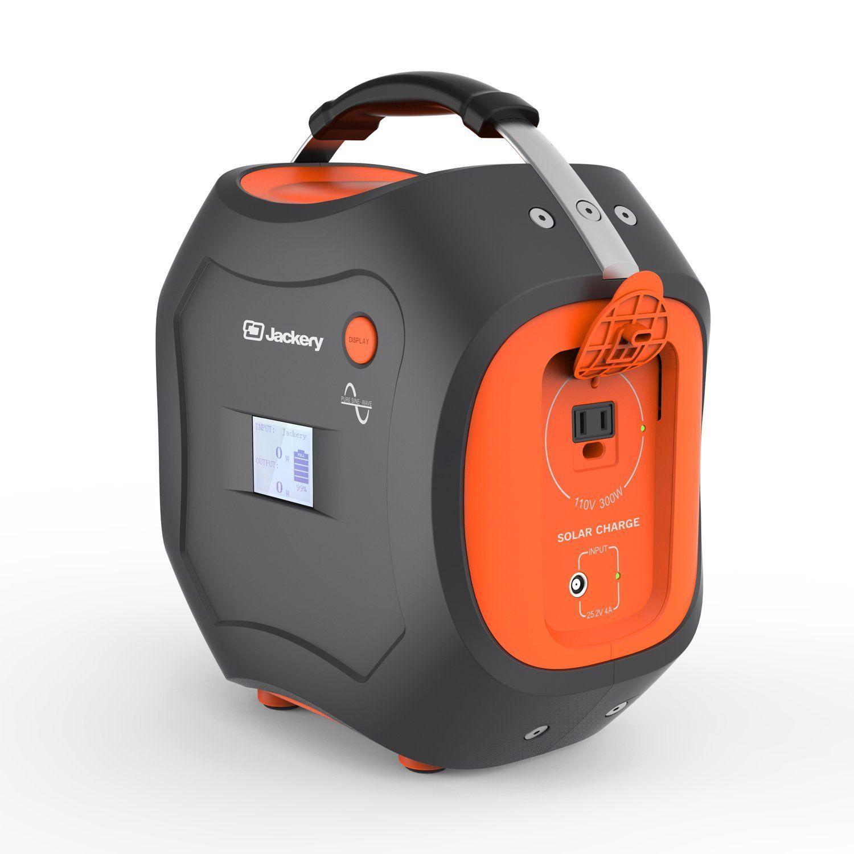 ETL Certified] Jackery PowerPro 500Wh Portable Rechargeable