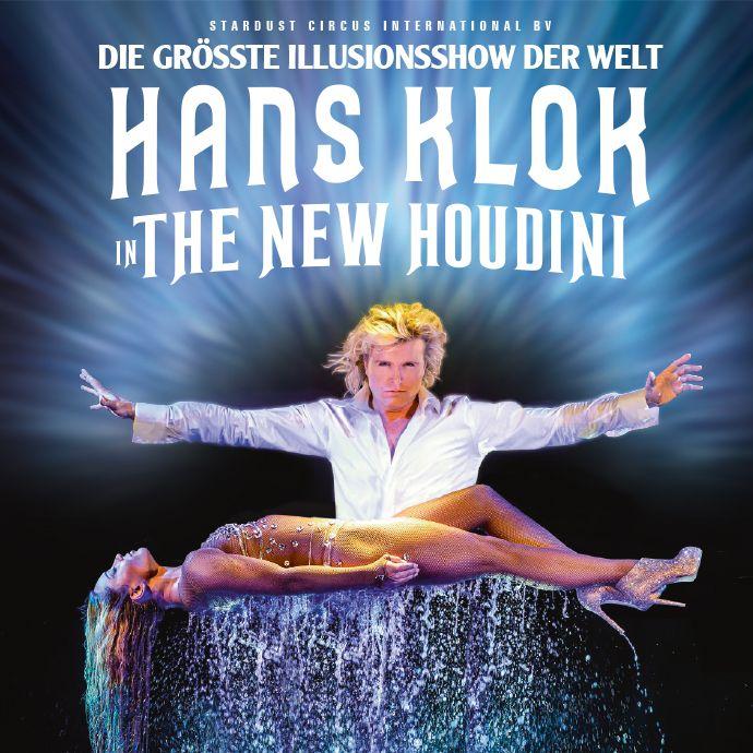 Hans Klok The New Houdini