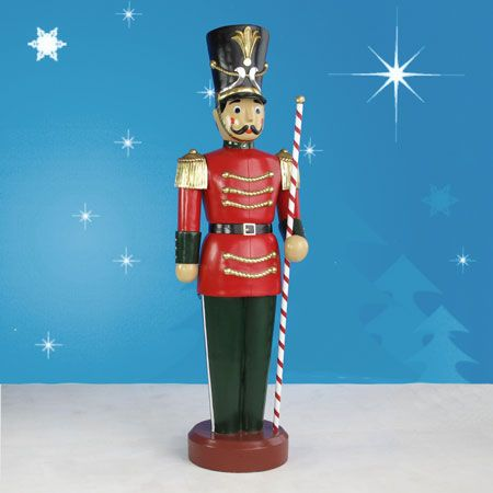 christmas toy soldier - photo #25