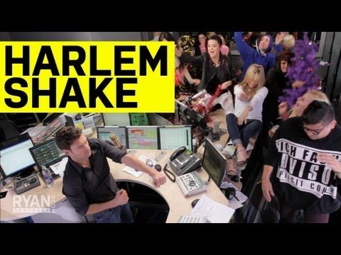 Harlem Shake (Ryan Seacrest, Kendall & Kylie Jenner Edition)