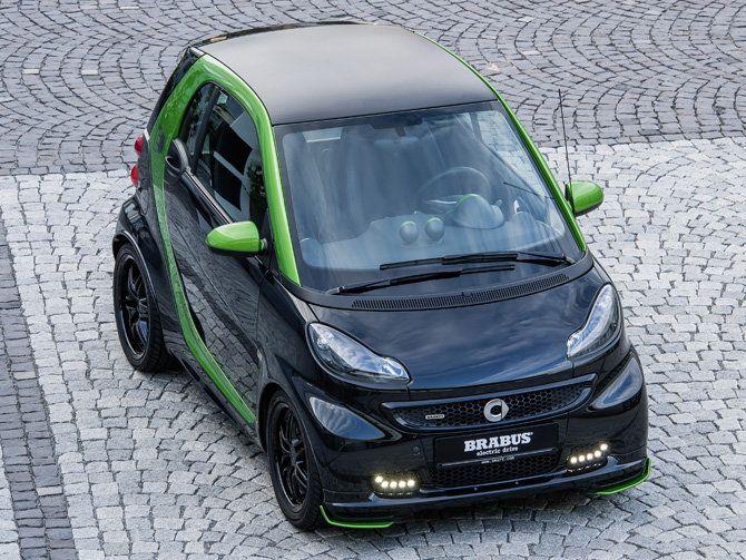 Smart Fortwo Electric Drive – Ist doch logisch | Utopia.de