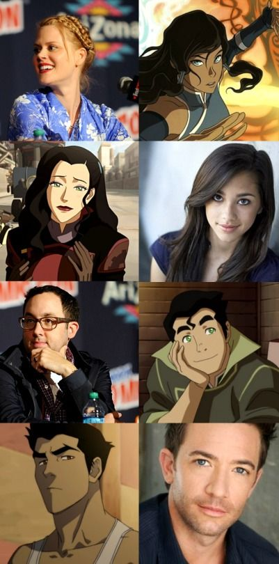 Avatar The Last Airbender Voice Cast : avatar, airbender, voice, Avatar, Voice, Actors., Janet, Varney, Korra., Seychelle, Gabriel, Asami., Byrne, Bolin., David, Faust…, Avatar,, Gabriel,, Cartoon