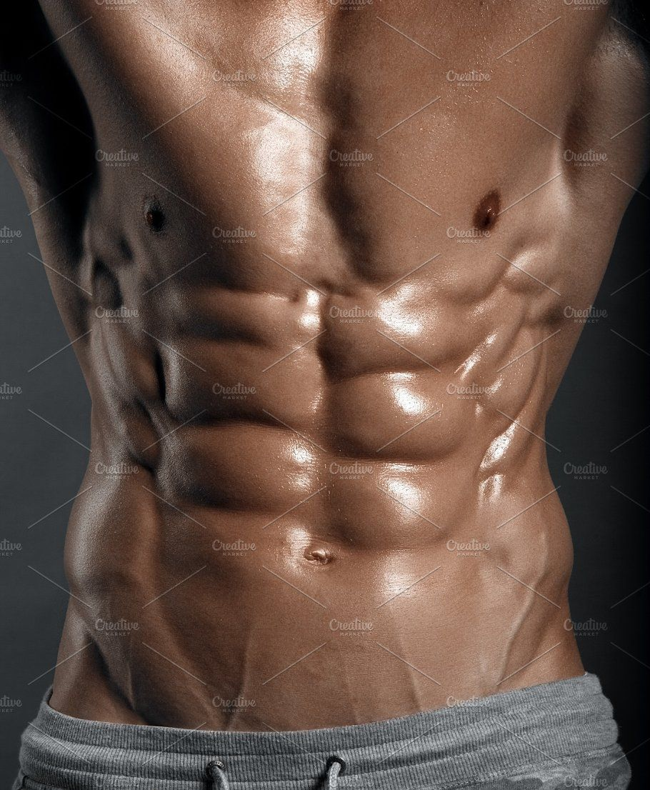 BODY BUILDING IMAGES: EIGHT PACK ABS