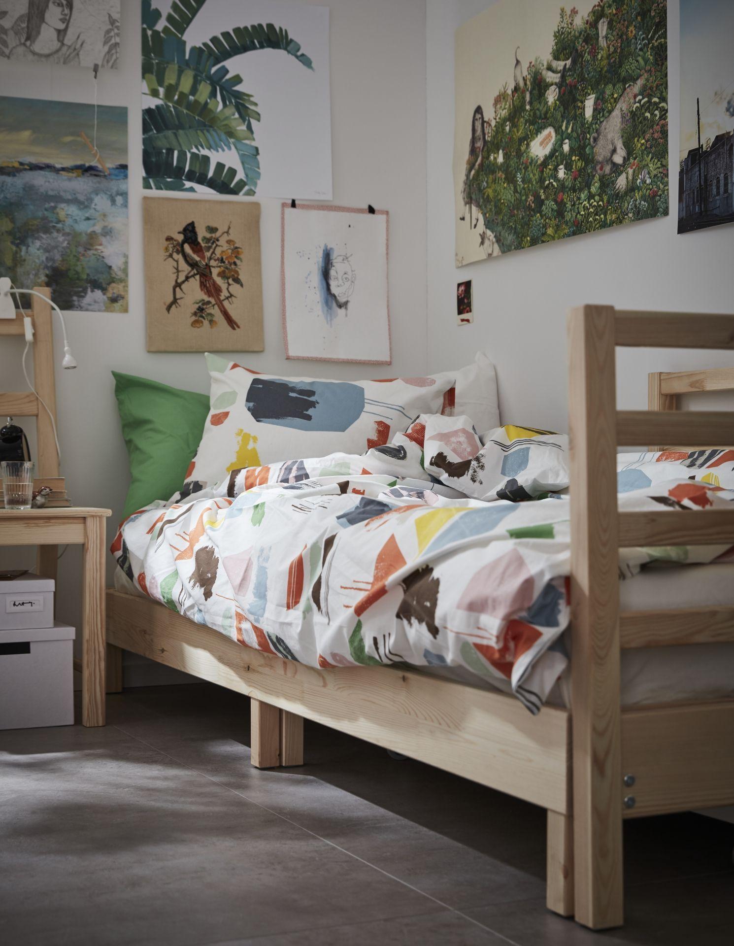 Best IKEA Deutschland Die TARVA Serie wiederspiegelt den modernen skandinavischen Look wieder und das Naturholz