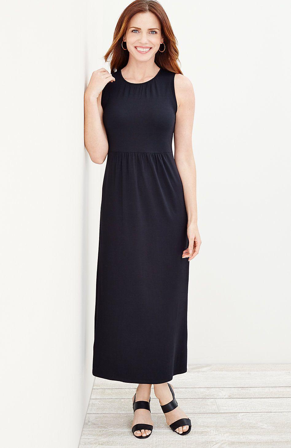 Wearever empirewaist maxi dress jjill j jill pinterest