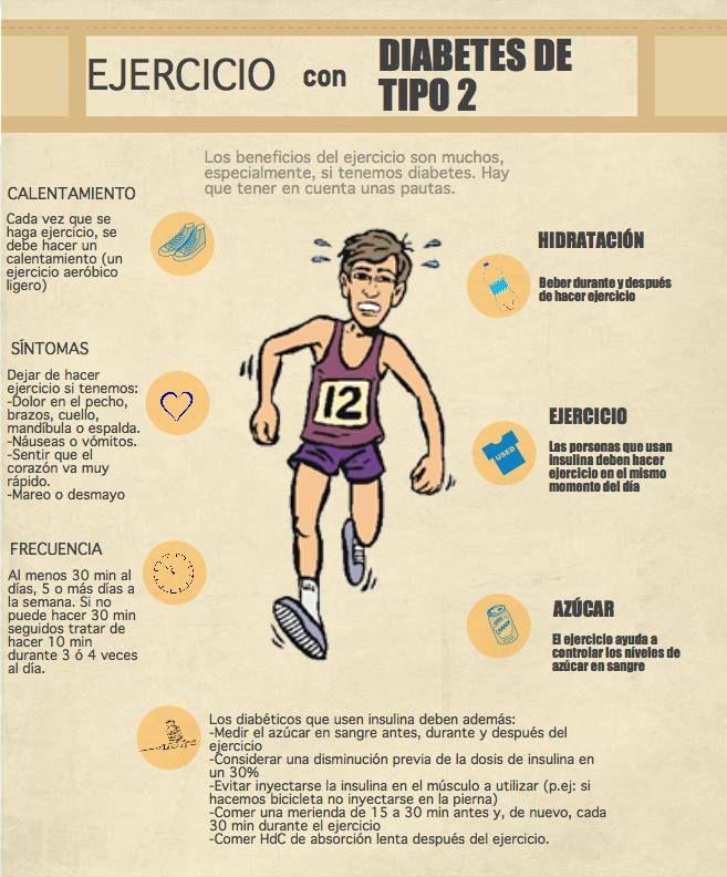 hacer ejercicio con diabetes tipo 1