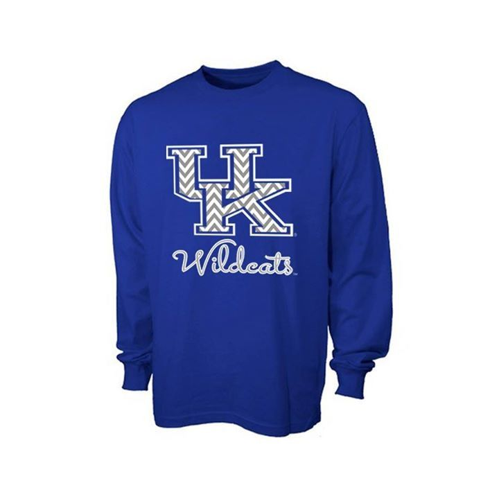 Chevron UK long sleeve tee available at all locations