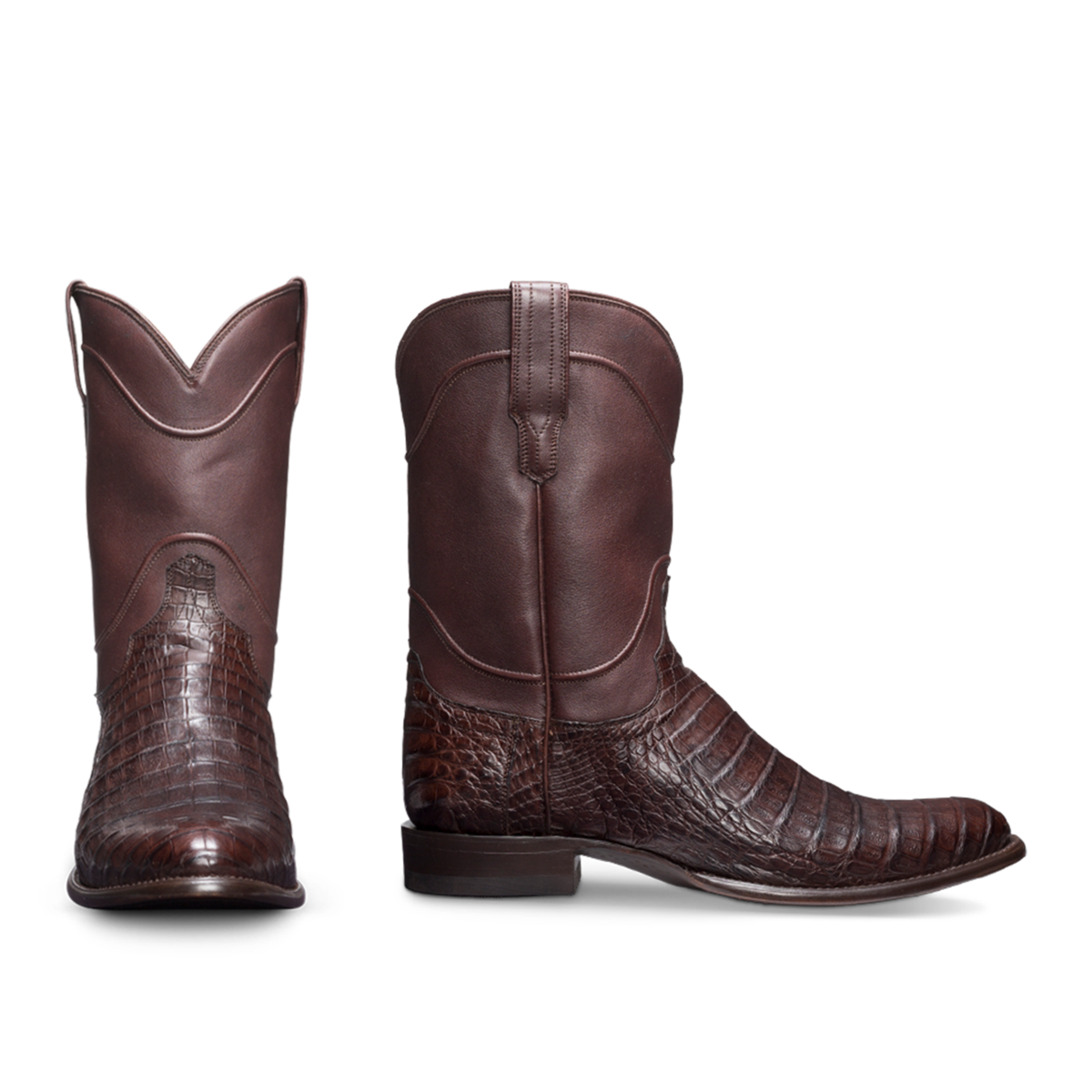 aaa355ca05c Tecovas - The Cole | Handsome in 2019 | Roper boots, Crocodile boots ...