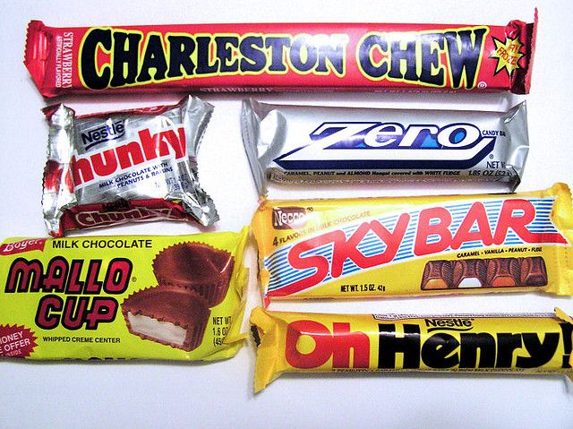 Old Fashioned Candy Bar Mission I Want Candy Nostalgic