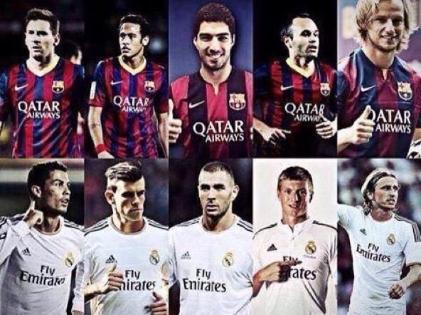 El Clasico The Fascinating History Behind Real Madrid Vs Barcelona Real Madrid Soccer Barcelona Football Real Madrid And Barcelona