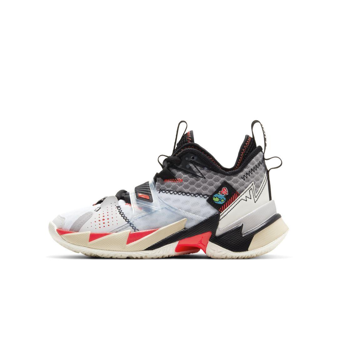 Basketball shoes, Kids basketball